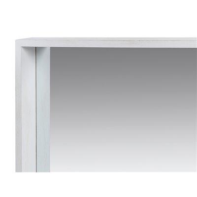 Conjunto de 3 espejos cuadrados Blancos