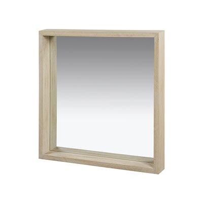 Conjunto de 3 espejos Natural
