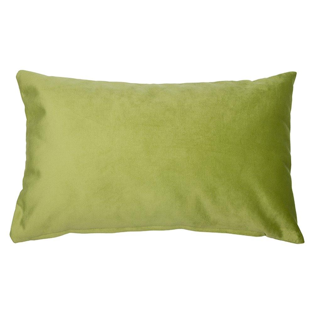 Cojín Velvet pistacho 30x50 cm