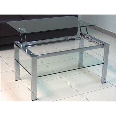 Mesa de centro Mini Elevable Aremi 85 cm