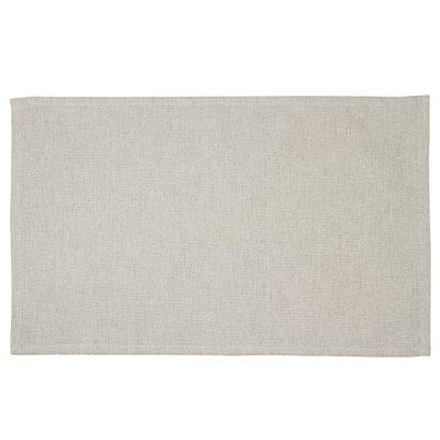 Mantel individual Old Panamá beige 30x45 cm