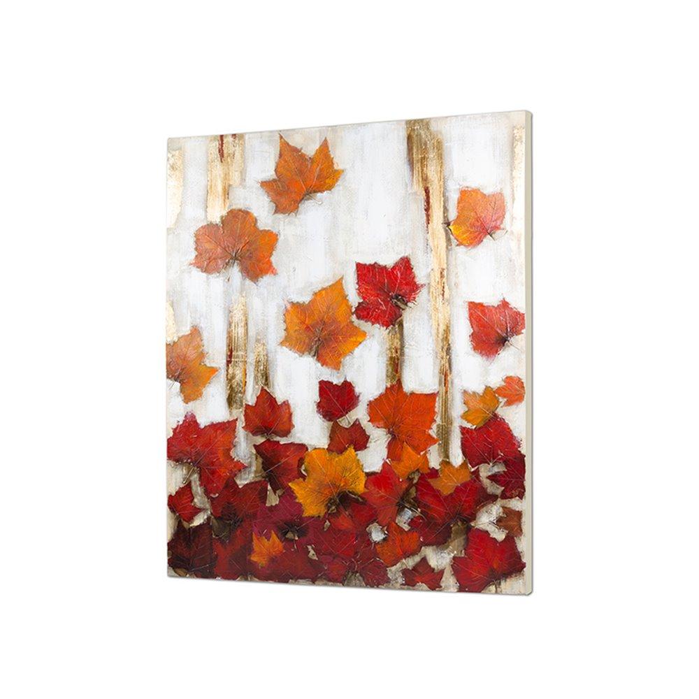 Cuadro hojas