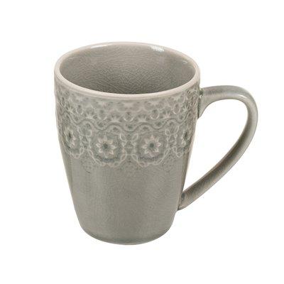 Taza gris