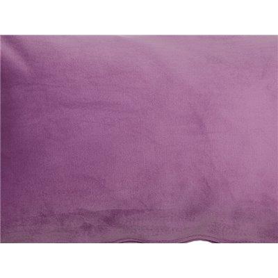 Cojín Velvet rosa 30x50 cm