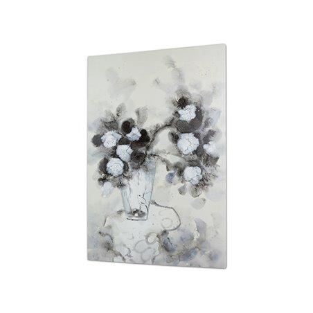Cadro vaso flores