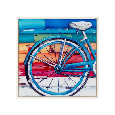 Bicycle wheel picture