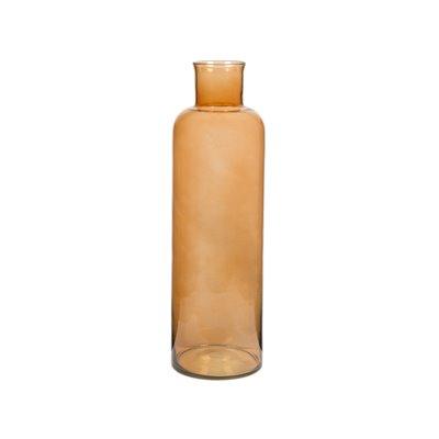 Crystal Thai brown vase