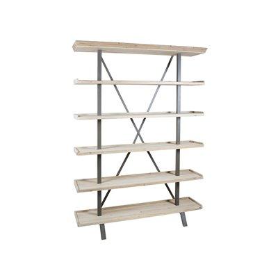 Garbi industrial style shelving 150x50x205 cm
