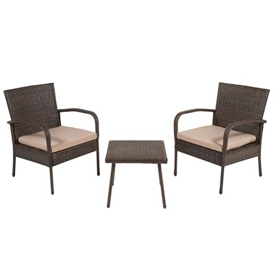 Set of 3 pieces terrace and garden
