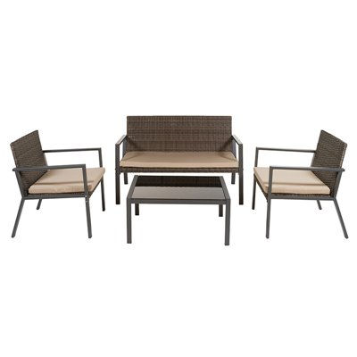 Set of 4 pieces terrace and garden