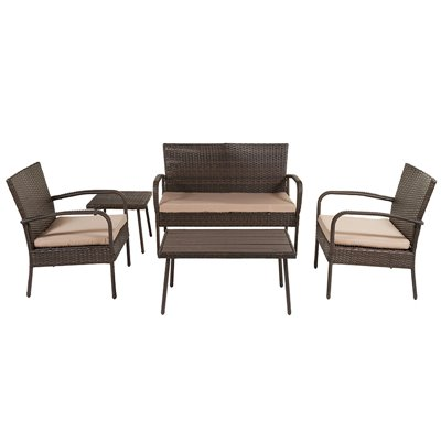 Set of 5 pieces terrace and garden