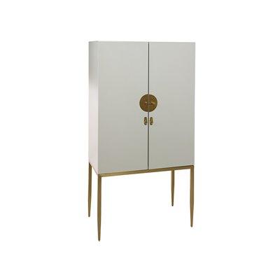 Mueble Botellero de diseño Classy gris