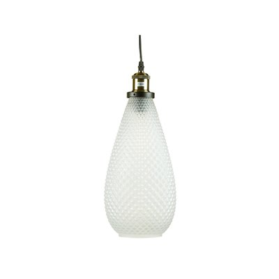 Lámpara techo blanca