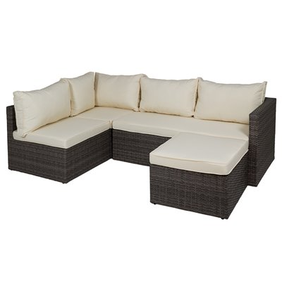 4 pieces garden set