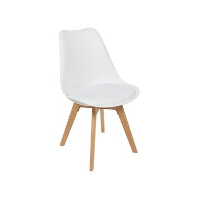 White Main Chair