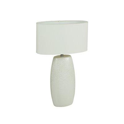 Lámpara rose blanco 14x9x26 cm