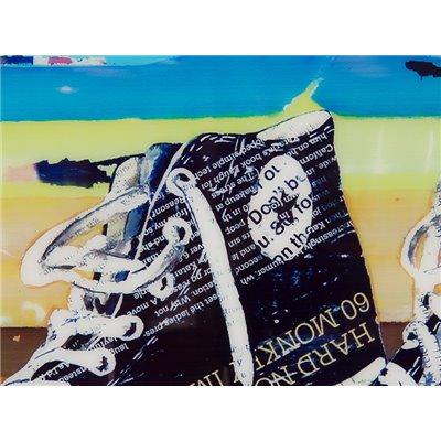 Cuadro zapatillas