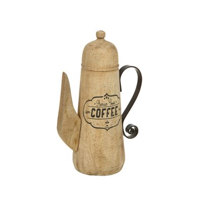 Wooden coffee