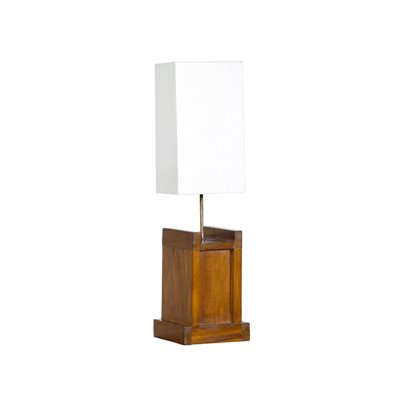 H-022 lamp stand and shade