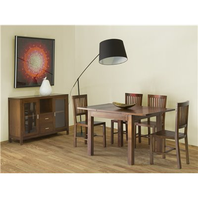 Mesa extensible comedor Forest