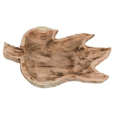 Einheimische Holz Herzstück