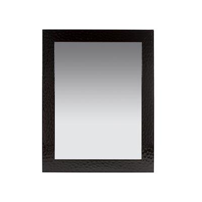 Espejo bolas negro