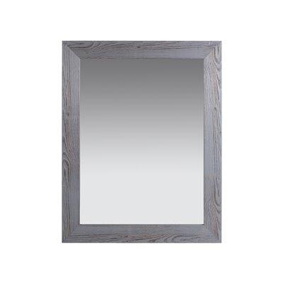 Espejo viga gris