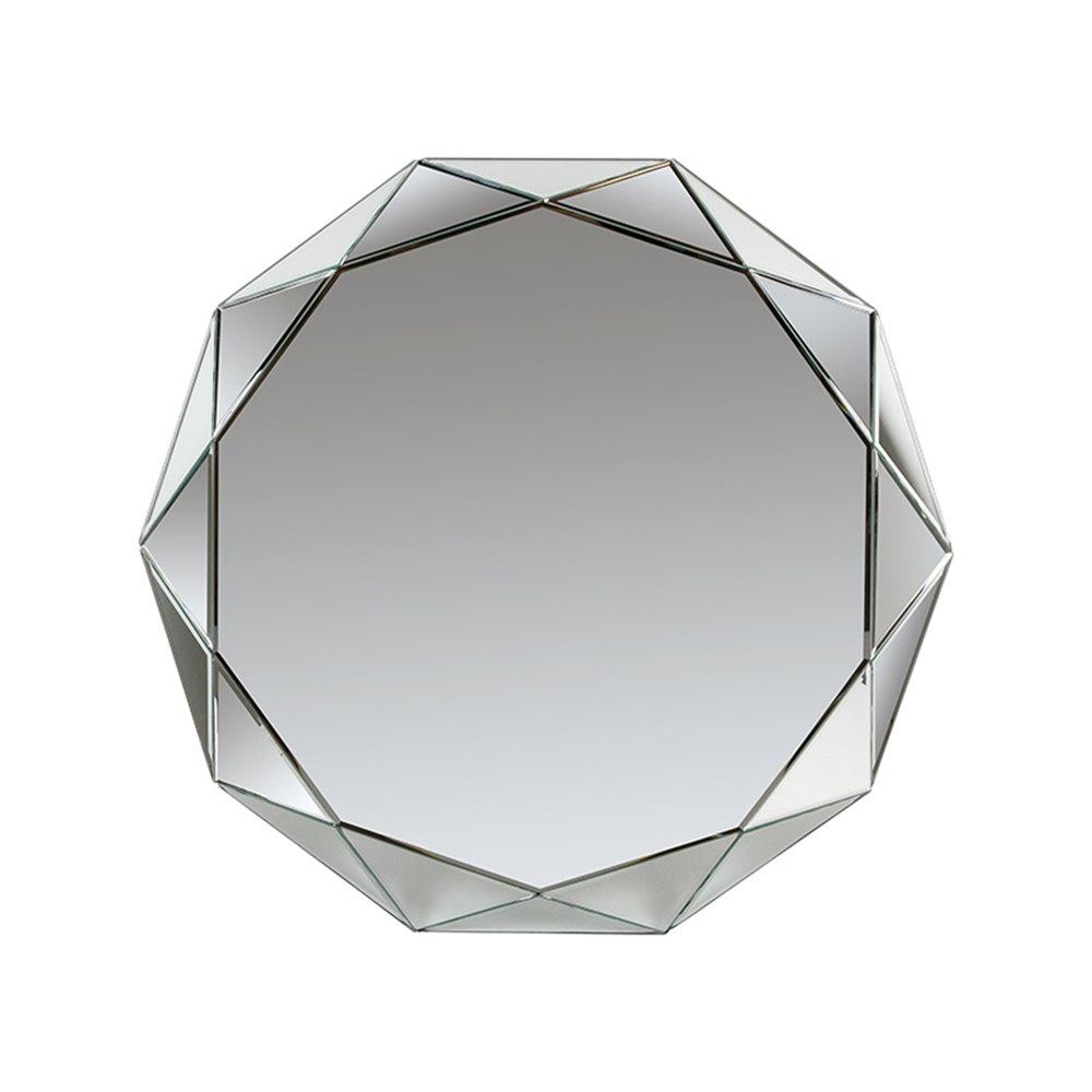 Espejo pared redondo