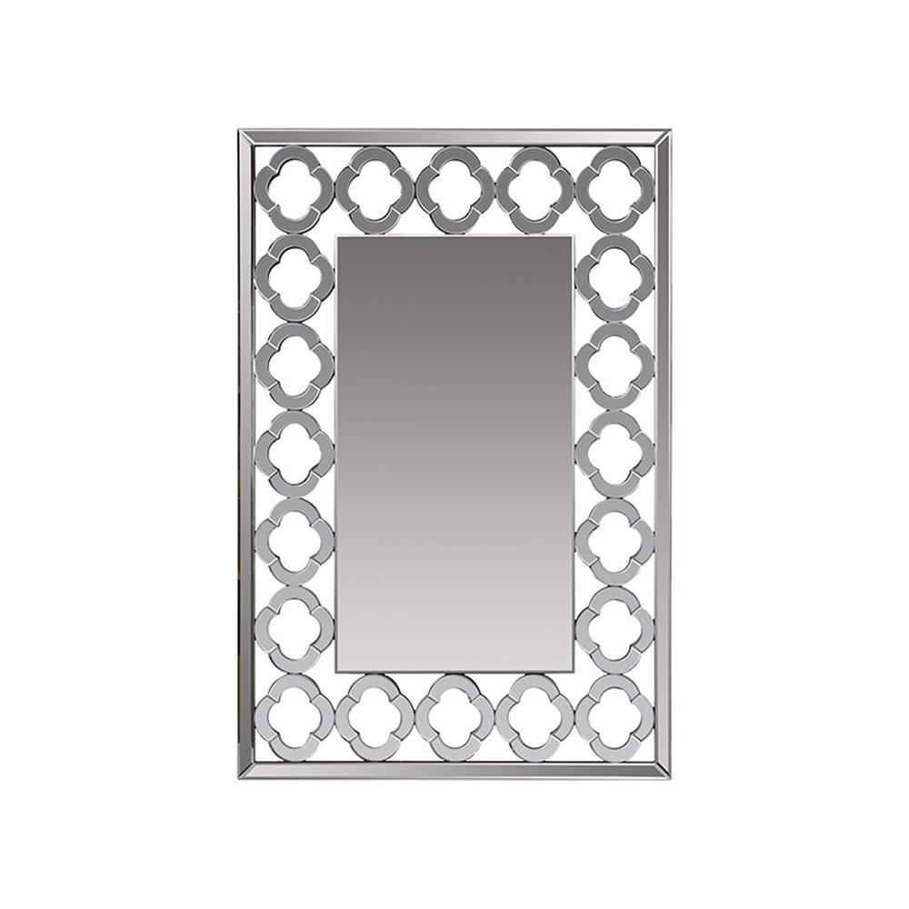 Specchio da parete rettangolare