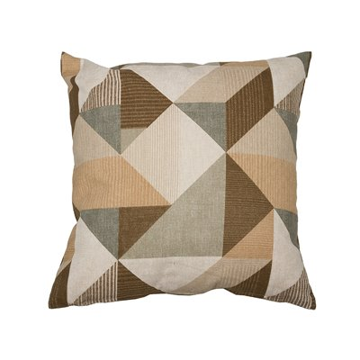 Coordinated Mississippi cushion Beige 60x60 cm