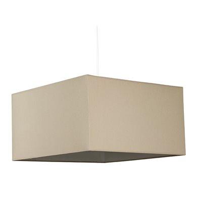 Lámpada de teito cubo area