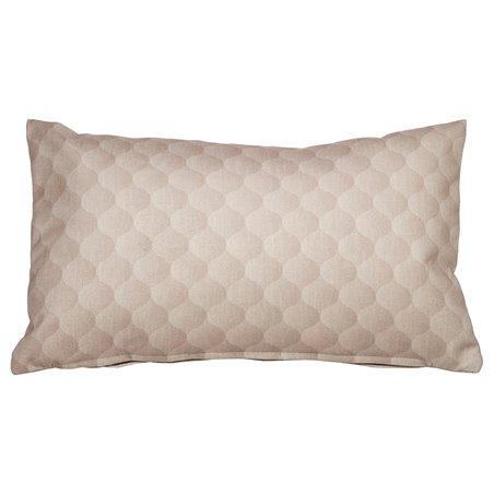 Coxín Dune beige 30x50 cm