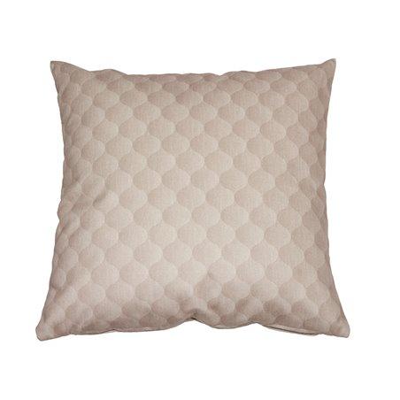 Coxín Dune beige 60x60 cm