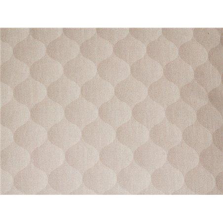 Coussin Dune beige 60x60 cm