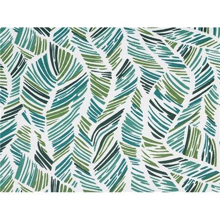 Coxín Adan coordinado verde 50x70 cm