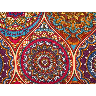 Indi cushion multicolor 30x50 cm