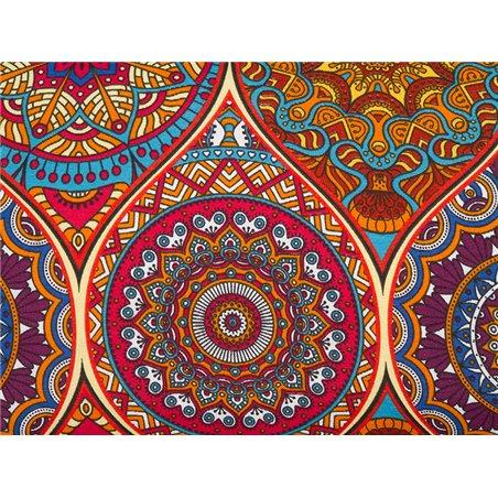 Cojín Indi multicolor 30x50 cm