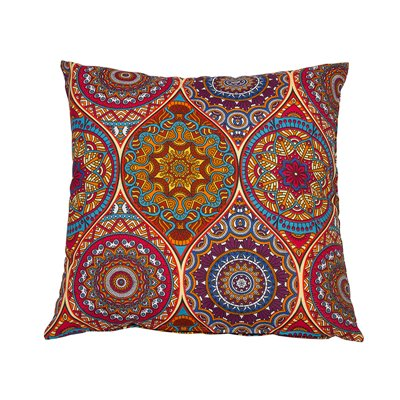 Indi cushion multicolor 45x45 cm
