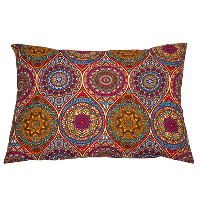 Coixí Indi multicolor 50x70 cm