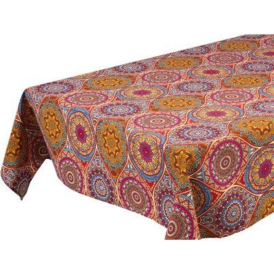 Multicolor tablecloth 135x200 cm