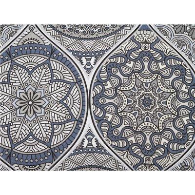 Cojín Indi gris 30x50 cm