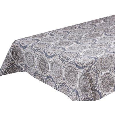 Tischdecke grau 135x200 cm