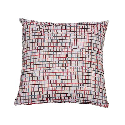 Recio multi-colored cushion 45x45 cm