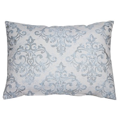 Amanda blue Cushion 50x70 cm