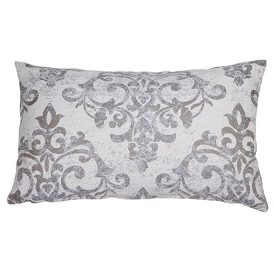 Amanda gray Cushion 30x50 cm