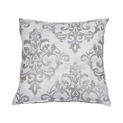 Amanda gray Cushion 60x60 cm