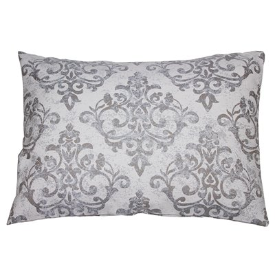 Amanda gray Cushion 50x70 cm