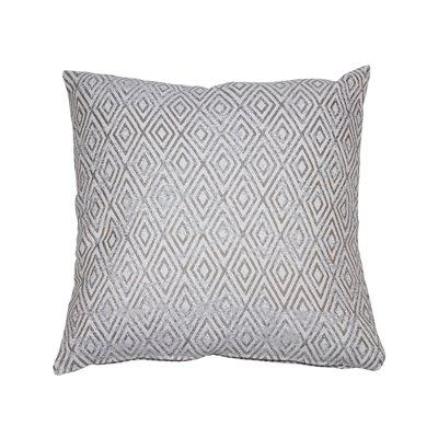 Amanda coordinated Gray Cushion 45x45 cm