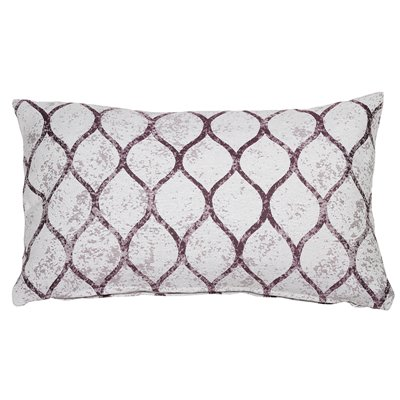 Purple Cell Cushion 30x50 cm
