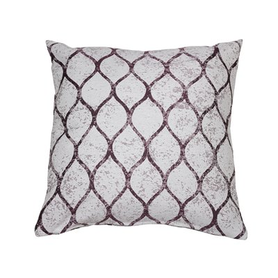 Purple Cell Cushion 45x45 cm
